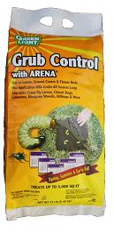 Green Light Grub Control with Arena